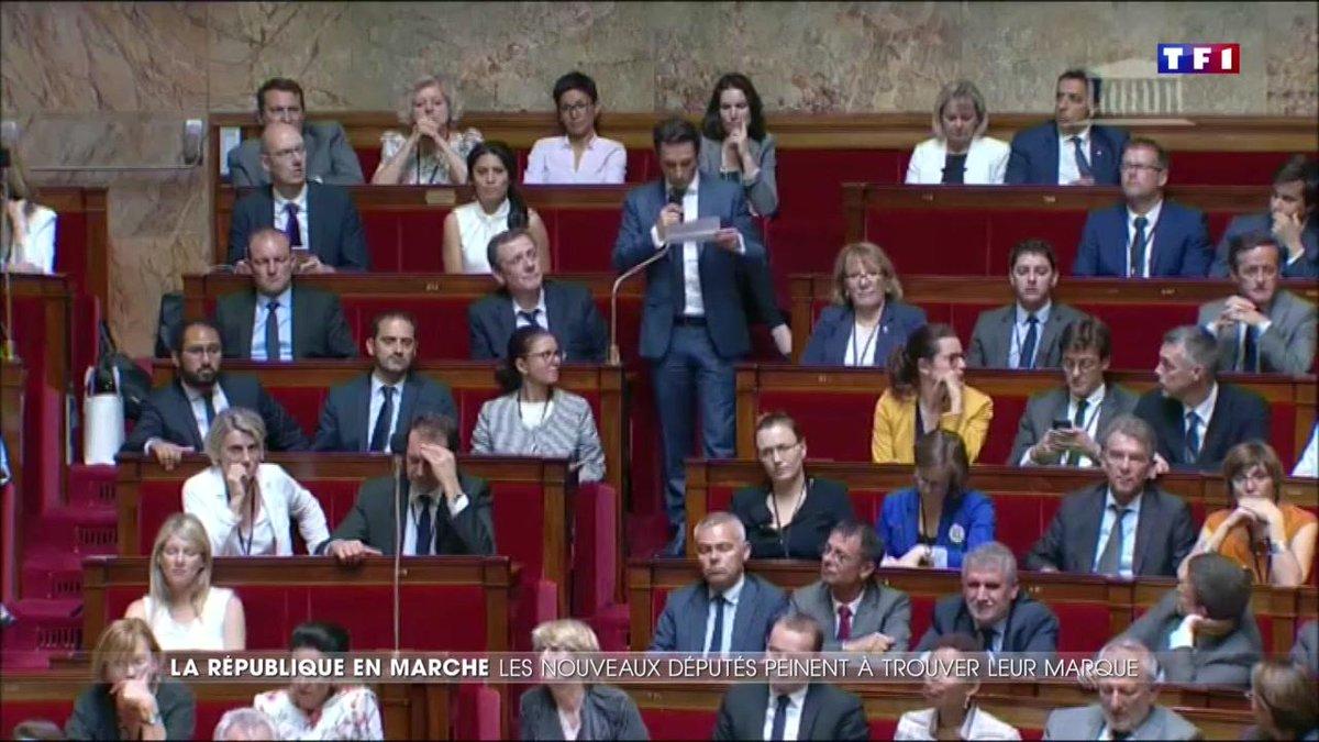 Dilettantisme, amateurisme, les députés de la République en Marche sont-ils au niveau ? https://t.co/nP44xQeqiv
