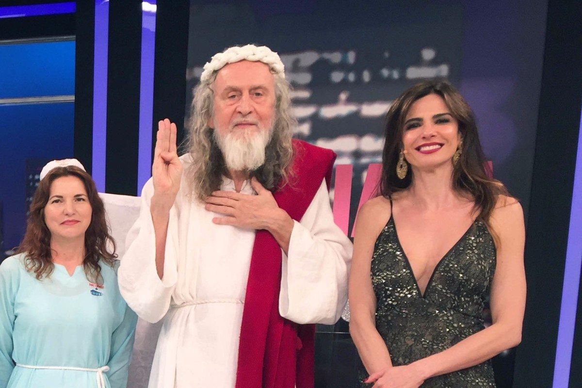 'Viemos nus ao mundo': Inri Cristo diz que mandar nudes não é pecado https://t.co/J2eSqIOof5