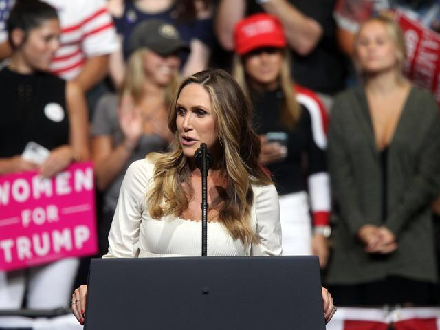 .@LaraLeaTrump and I are  excited to join @realDonaldTrump and @FLOTUS...
