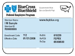 Blue Cross Federal insurance works here!