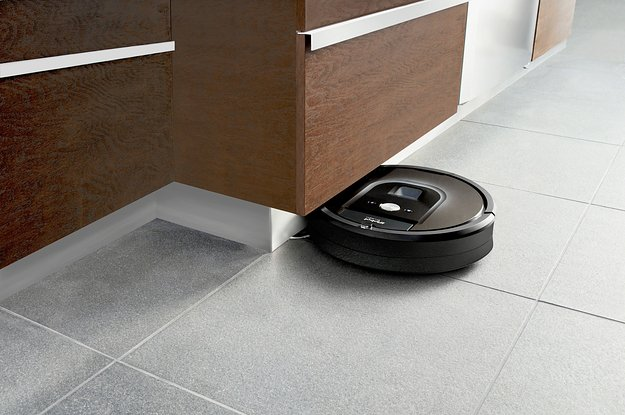 Your Roomba is making a map of your house, and it might sell it  https...