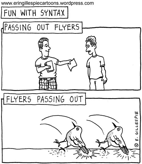 A little fun with word order...  #fun #birds #webcomic<br>http://pic.twitter.com/bxC0C7T9w2