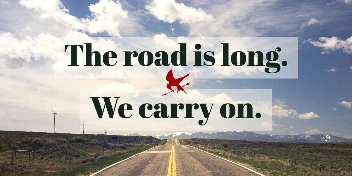 Together. We are on this road together.  #StrongerTogether #DAResists #TheResistance #Resist #TuesdayMotivation <br>http://pic.twitter.com/jb1xq5Qj7n