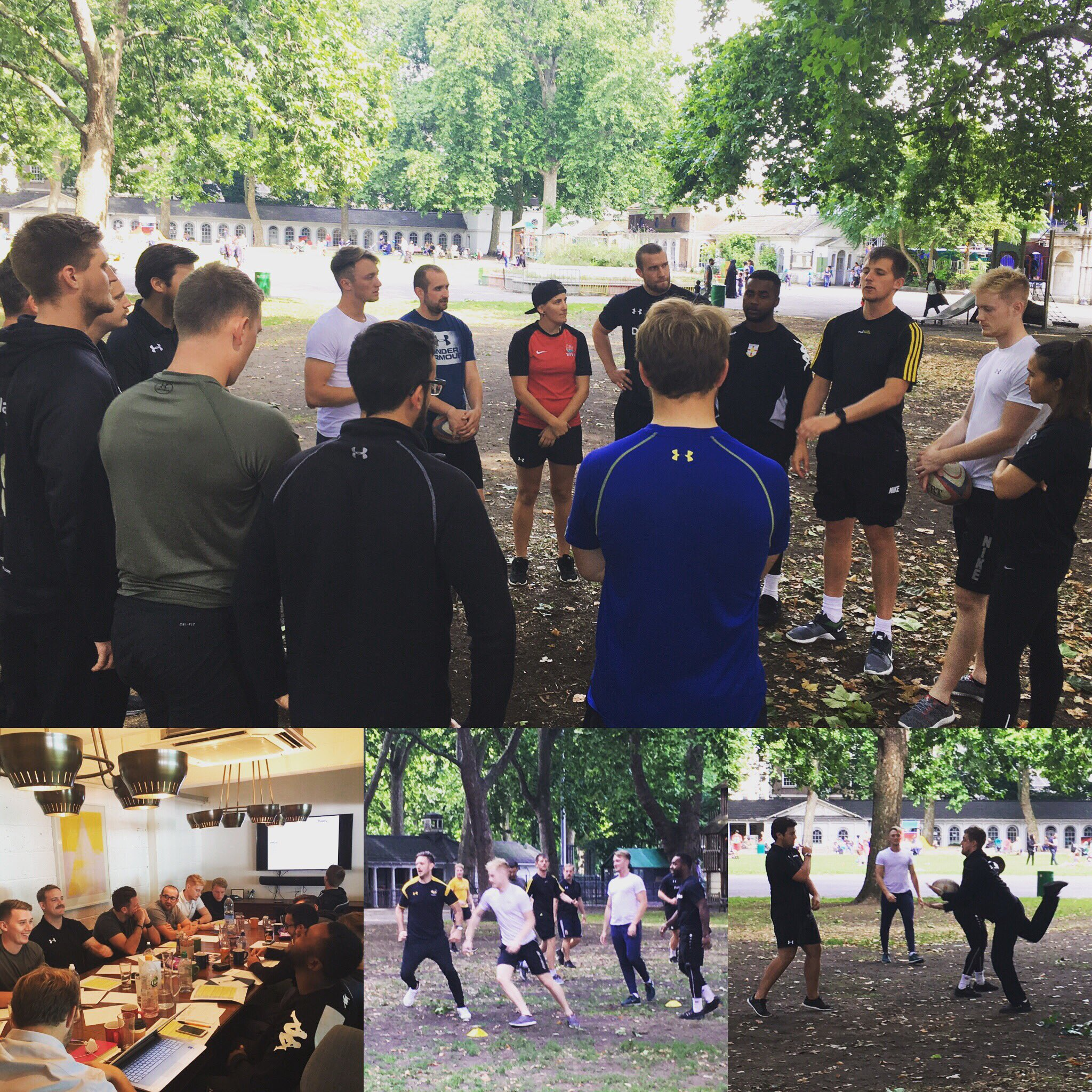 Huge thanks to @coramsfields for hosting our #RugbyWorks new team induction day! https://t.co/f4QPDI5u1M