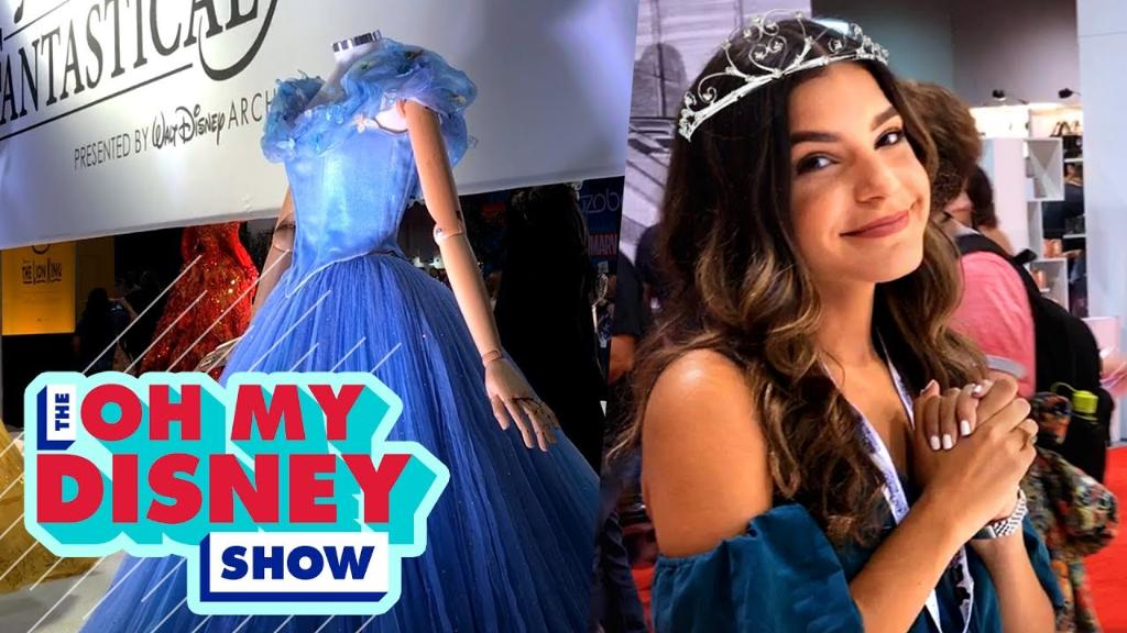 Go behind the scenes of this year&#39;s #D23Expo!   http:// di.sn/60158sW2f  &nbsp;  <br>http://pic.twitter.com/ChU06XM3oH