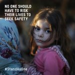 These are people like you & me. Please sign & share the petition at https://t.co/lVUgoUsPTz to show we must #StandAsOne