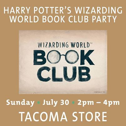 Mopop seattle on twitter relevant to our interests harrypotters mopop seattle on twitter relevant to our interests harrypotters wizarding world book club party at u bookstore tacoma junglespirit Image collections