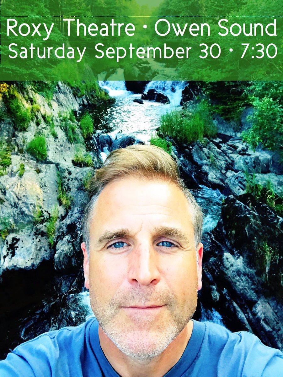 OWEN SOUND Saturday September 30th @RoxyOwenSound @923thedock #OwenSound #Ontario #excursionaroundthebay<br>http://pic.twitter.com/qSXn0E5G8J