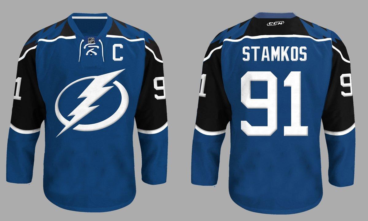 hot sale online e022d da3a0 Tampa Bay Lightning on Twitter: