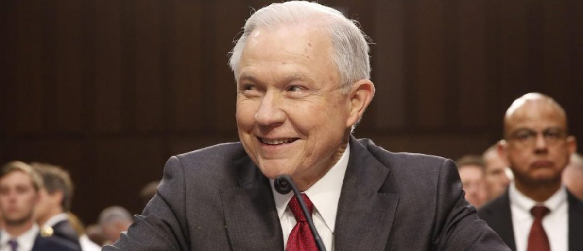 Sessions Targets Sanctuary Cities As He Faces Pressure From The White House
