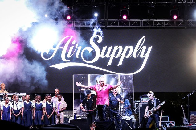 Air Supply & Jamaica: Inside the ongoing, unexpected love affair h...
