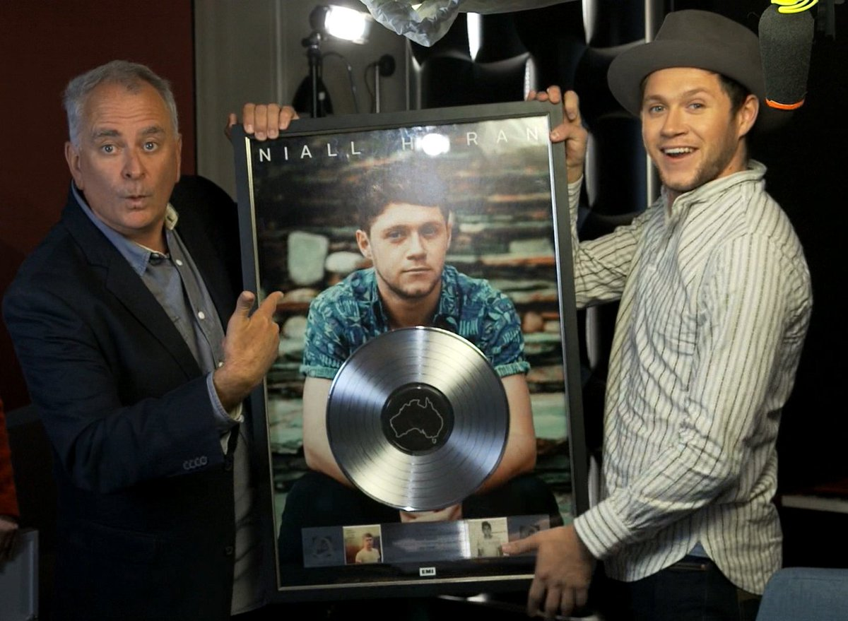 We are very excited in Australia - #SlowHands has just gone double platinum! Congratulations to  &