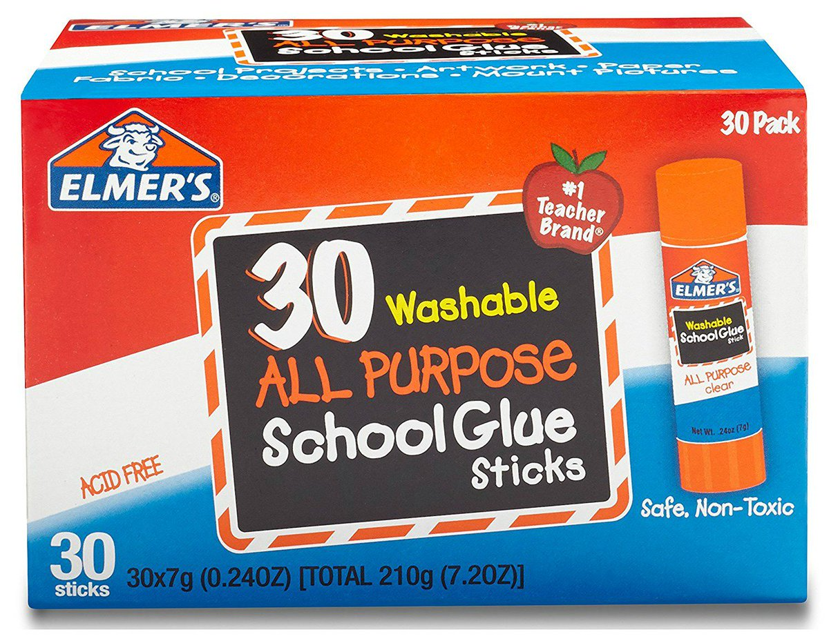 Surprise your child&#39;s #teacher w/ all these #gluesticks! What a great #Deal! @SchoolSupplies #Back2School AD  http:// amzn.to/2tI6Vpn  &nbsp;  <br>http://pic.twitter.com/dBcvKe4ODO