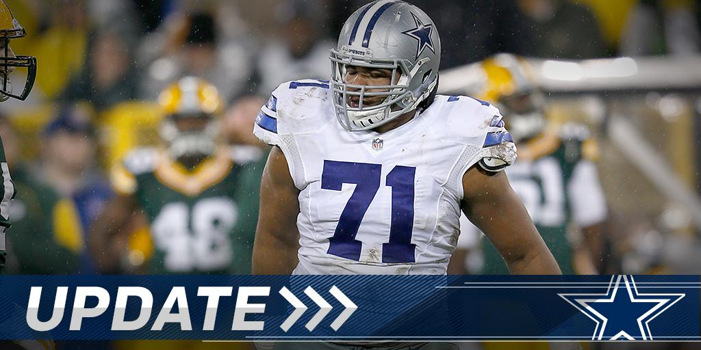 Cowboys, OT La'el Collins agree to two-year extension: https://t.co/ZM...