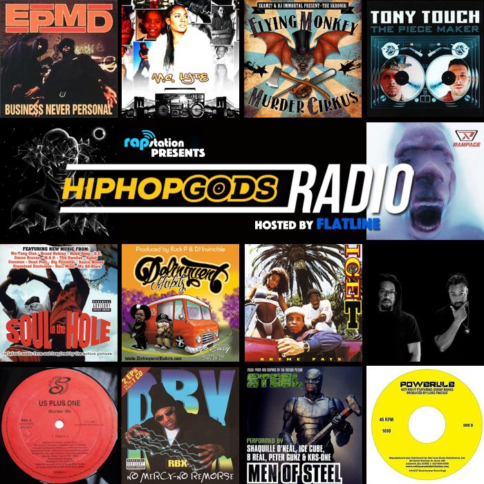 Please RT &amp; check the sounds on edition 335 of HipHopGods Radio  http://www. rapstation.com/show/3/hiphopg ods-radio &nbsp; …  @HHC_hiphop @MrChuckD #service #purpose #hiphop<br>http://pic.twitter.com/cB0mqLrgUU