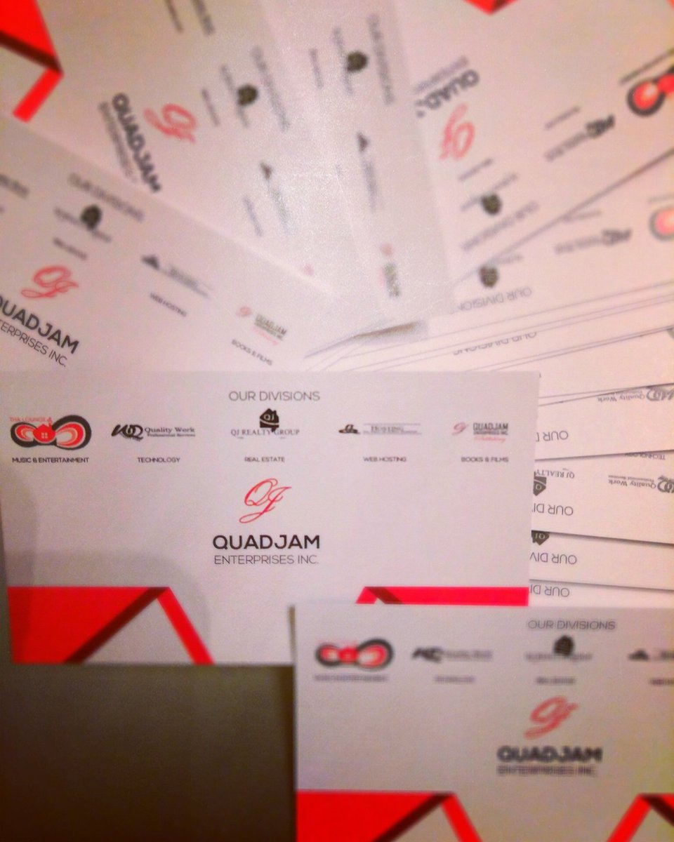 http:// QuadJam.com  &nbsp;   is a great company! #entrepreneur #blackowned #tech #professional #excellence #TuesdayThoughts<br>http://pic.twitter.com/ayGSNAyFhs