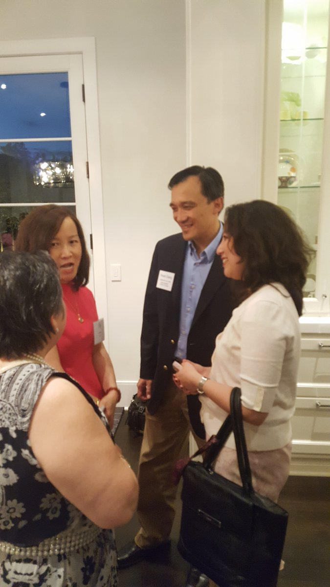 Thx @KM4MD, @mddems, @RepGraceMeng &amp; MD&#39;s #AAPI leaders/electeds for discussing how we can uplift communities last night. Ready 4 action! <br>http://pic.twitter.com/EV56aqamsK