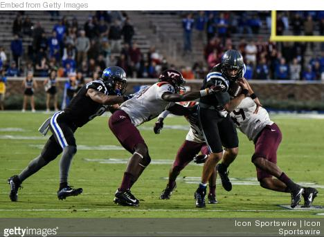 Cutcliffe Visits ESPN to Discuss 2017 Season #Duke #BlueDevils #NCAA h...