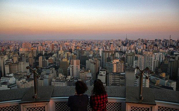 São Paulo chega a 42 dias sem chuva e registra umidade do ar inferior a 30% https://t.co/qenQdA2uBn