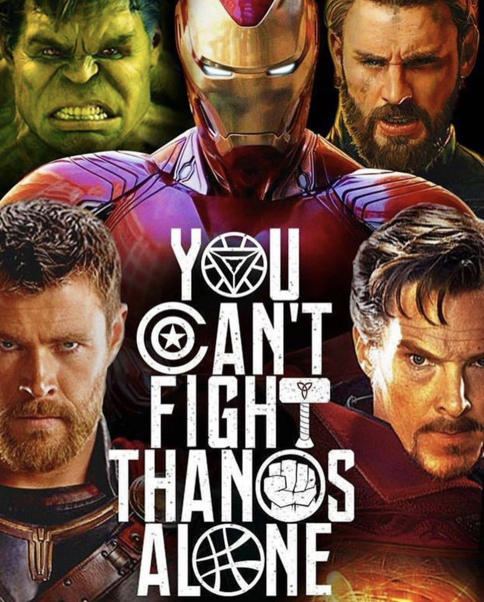 Who did this? #InfinityWar <br>http://pic.twitter.com/B0XLmEZmLh