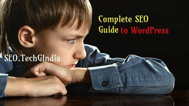 SEO for WordPress, Never written guide! #SEO #SEOTalk #Wordpress #Guide #LearnSEO…  http://www. seo.techgindia.com/2017/07/seo-fo r-wordpress/ &nbsp; … <br>http://pic.twitter.com/3bTjGFbXw4