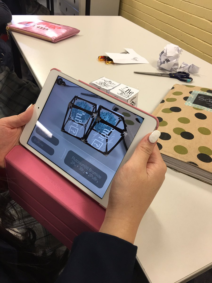 Carla fawaz on twitter augmented reality in the classroom using carla fawaz on twitter augmented reality in the classroom using ipads and iphones to teach the elements of the periodic table in science strathfieldghs urtaz Gallery