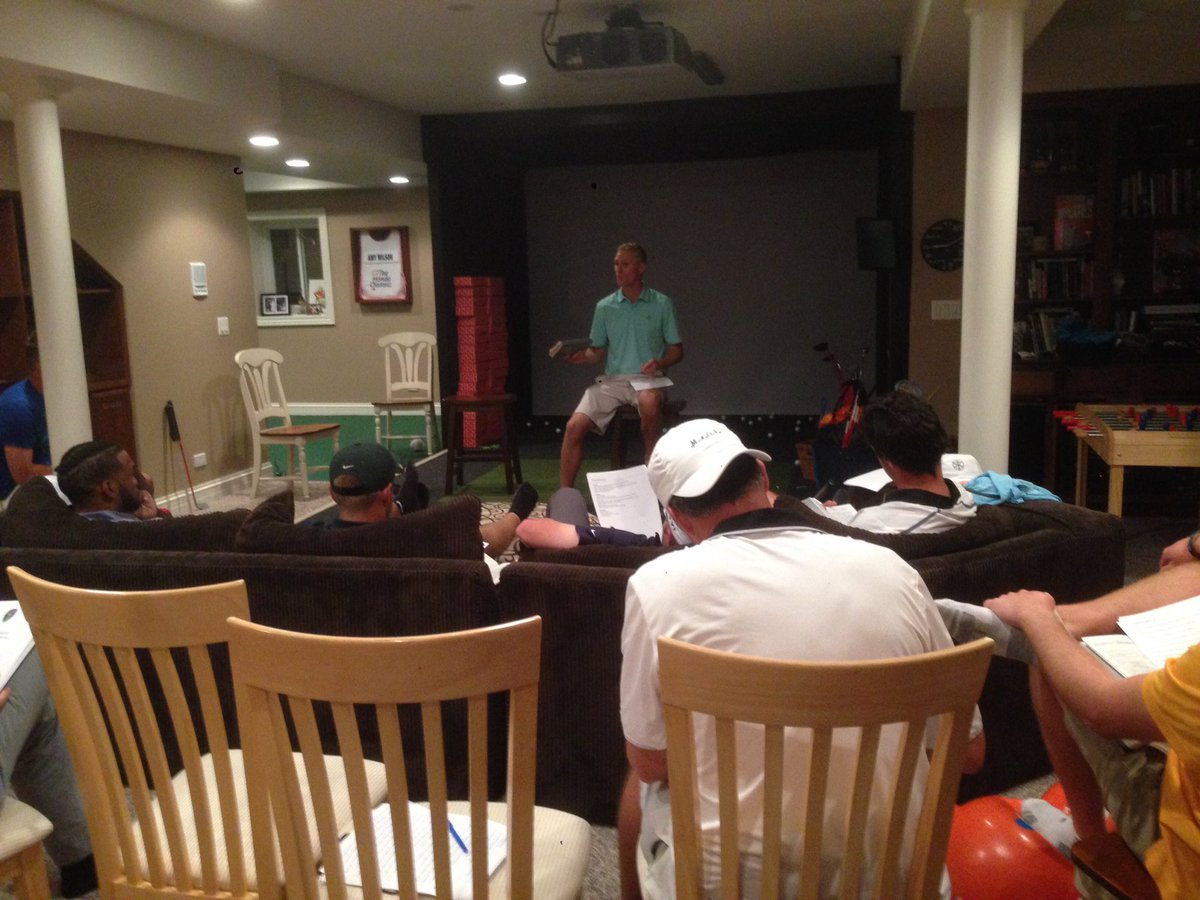 @cgftweet Retreat: 18 at @CogHillGolf, diving into Gods Word, Footgolf, @fmsc_org. Thanks to diligent staff & golfers for attending