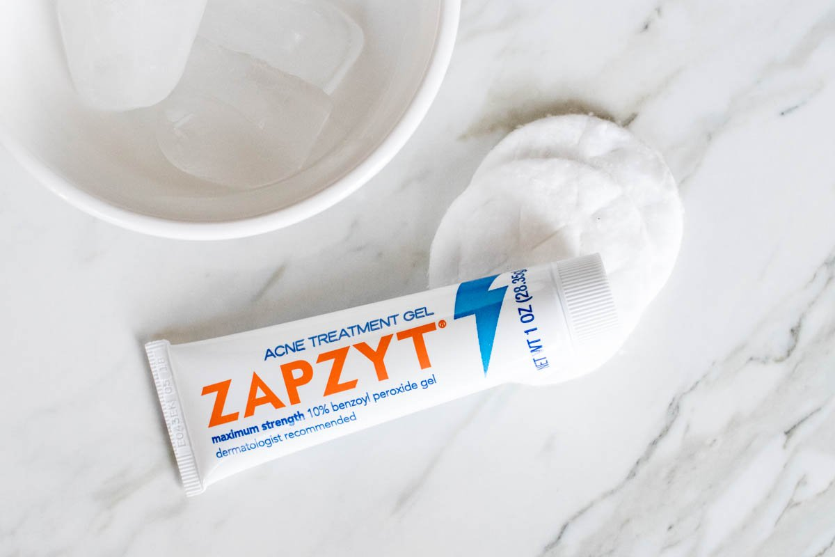 Alyson Alconis On Twitter The Benzoyl Peroxide In Zapzyt Acne