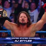 RT @WWE: Did @AJStylesOrg just STEAL ONE?! We have...