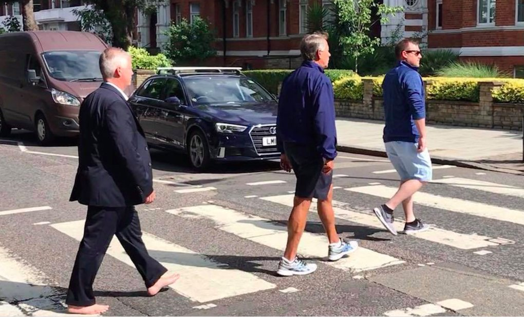 Meanwhile, in London …   John Boehner living his best life. https://t.co/uP27GrwuDW