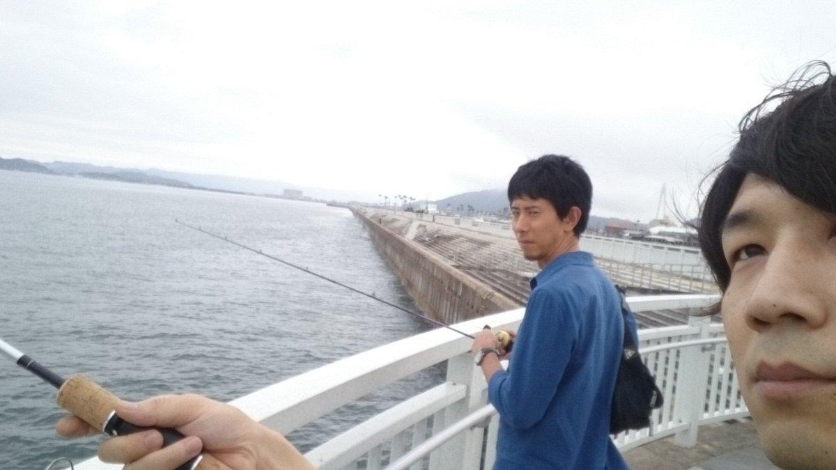 今日は朝からギターのすおみ君と和歌山で仕事だったので早朝から乗り込んで演奏前に釣りしてきました(っ\u0027ヮ\u0027c)  イマイチ調子悪かったので今からちょっとリベンジ!