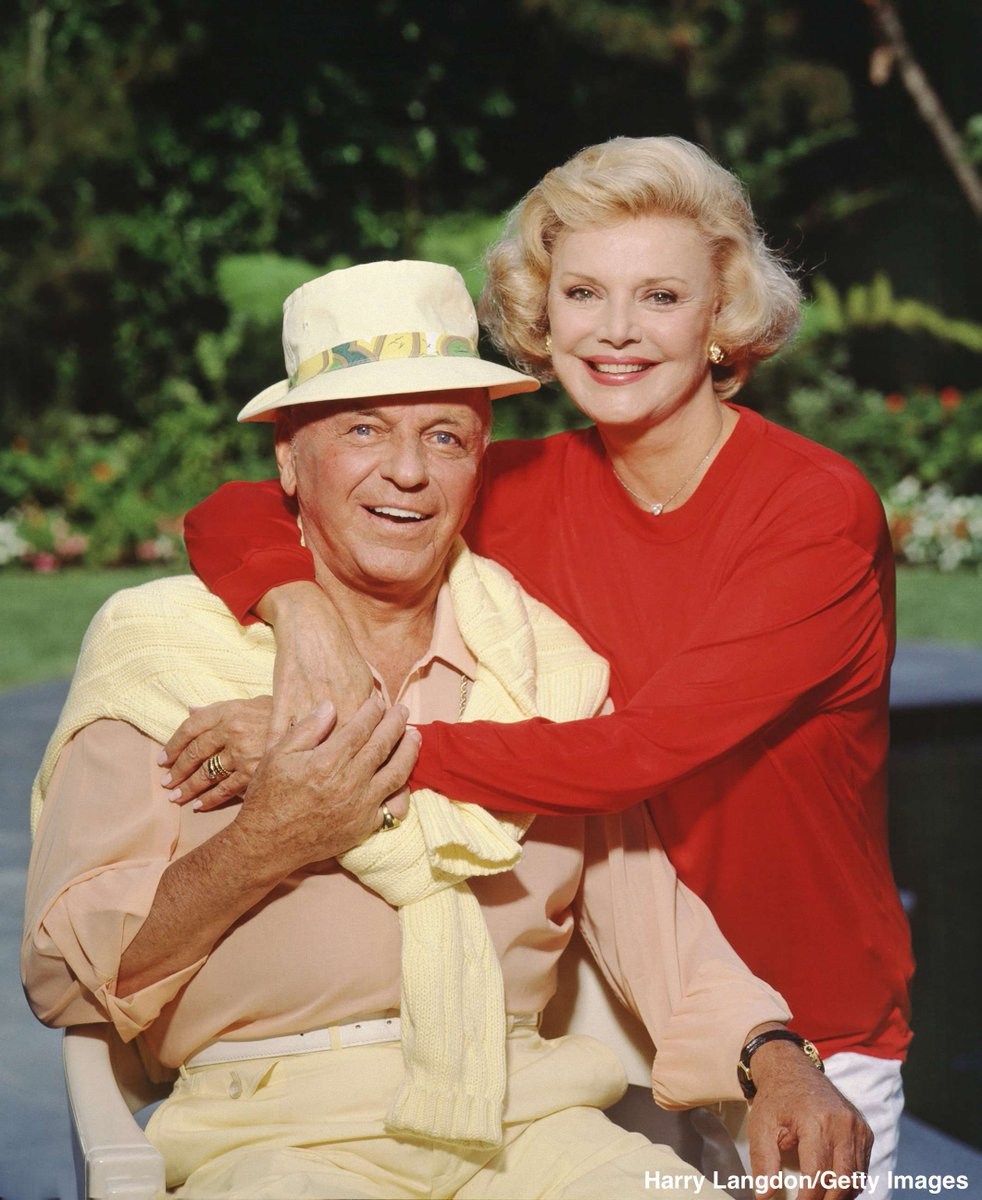 Barbara Sinatra, the former model, activist and wife of the late singer Frank Sinatra, has died at 90 years old. https://t.co/2pxjcCY5Ts