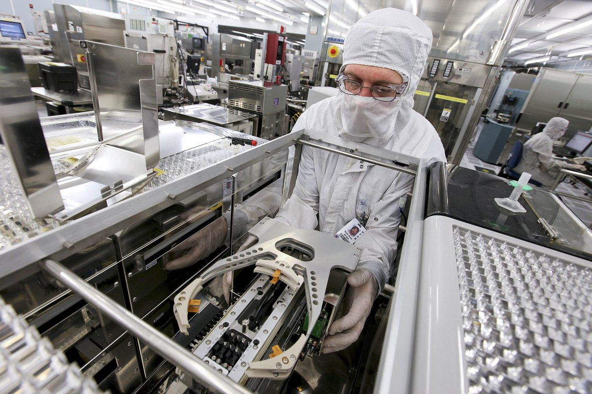 test Twitter Media - Texas Instruments chips are in almost everything with a battery - and the company expects more demand for cars https://t.co/XYdlgF17Qx https://t.co/oNHf6aGFet