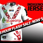 Get your 2017 Indigenous jersey for only $99! 48 hours only. 5pm today until 5pm Friday! Don't miss out! https://t.co/cBGVe3dcZX #redv