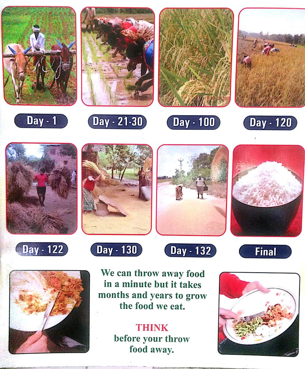 #Food  is not jst &amp; Wheat but also d fruit of labour of of those who have toiled under d scorching #Sun  to grow Food.. #WednesdayWisdom<br>http://pic.twitter.com/vBTGIf6bhA