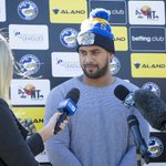 Hear from Blue & Gold Kenny Edwards who talks about taking on the Broncos & gaining confidence at this time of year: https://t.co/cPjtv9z6Lv