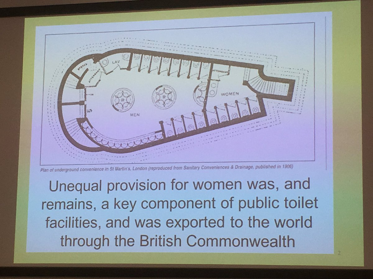 Toilet design in 1906... I swear most places still use this design when planning their facilities... #toilet #wash #womeninwash @IRCWASH<br>http://pic.twitter.com/9O6QeaYev2