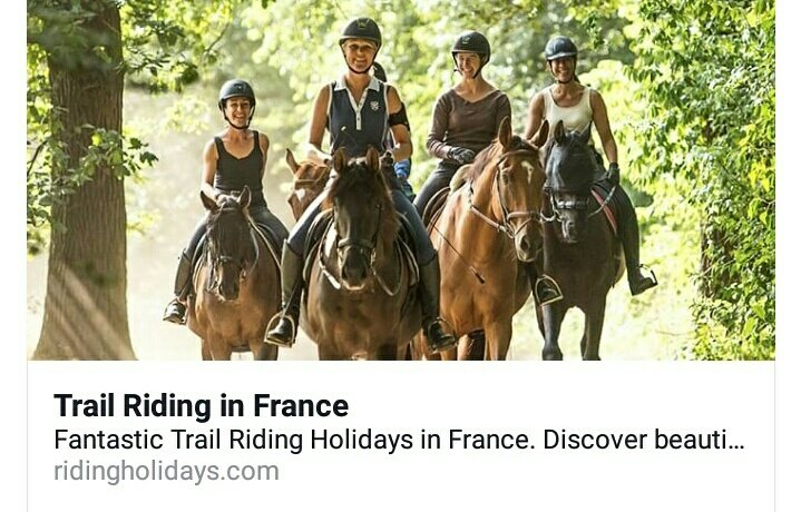 NEW LISTING!! Fantastic Trail Ride in France   http:// ridingholidays.com/France.html  &nbsp;    #WednesdayWisdom #Travel #horses <br>http://pic.twitter.com/iN7Ujhrdrl