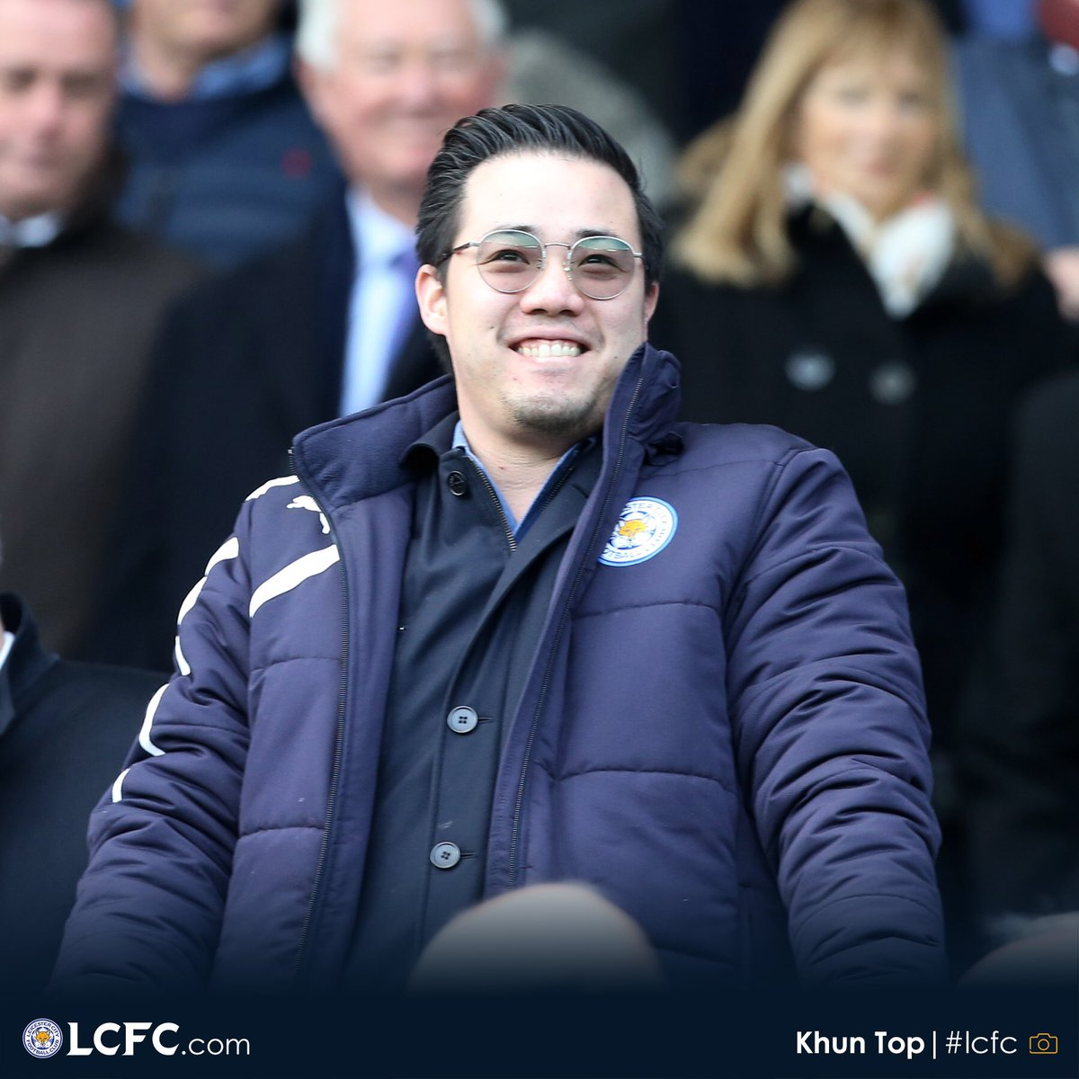 """Leicester City on Twitter: """"Happy birthday to our Vice-Chairman Khun Top!  #lcfc… """""""