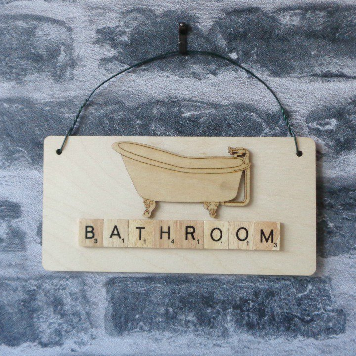 Be kind to your visitors with a #bathroom sign!  http://www. etsy.com/uk/mooseinthem int/listing/462617614/bathroom-door-sign-toilet-plaque &nbsp; …  #EarlyBiz #mnukteam #craftbuzz #eshopsuk #onlinecraft #etsychaching<br>http://pic.twitter.com/kH1Vg6Jtqt