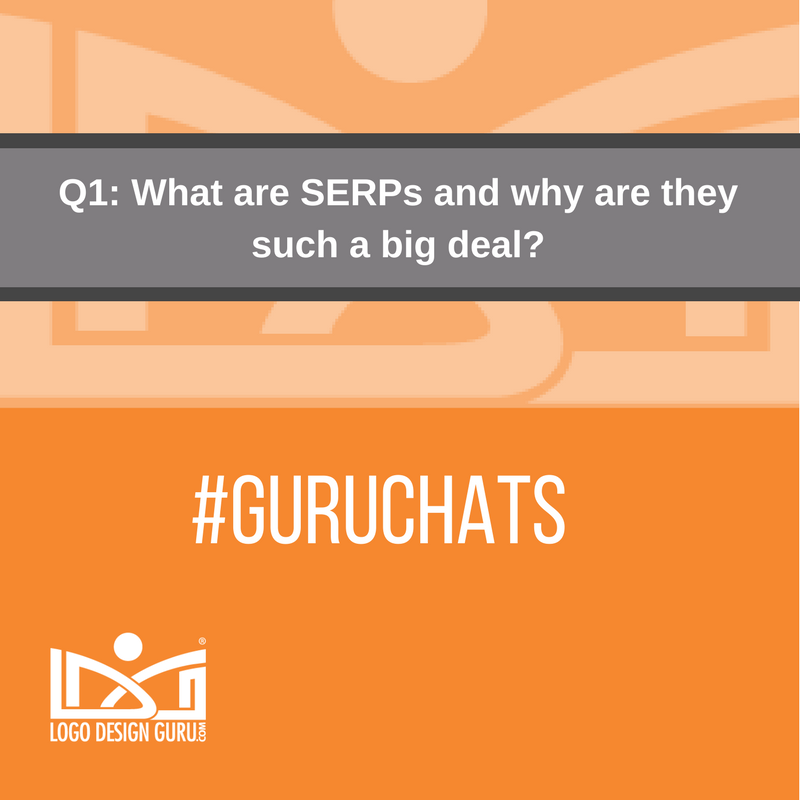Q1: What are SERPs and why are they such a big deal? #Guruchats https://t.co/u0i0oYPtu1