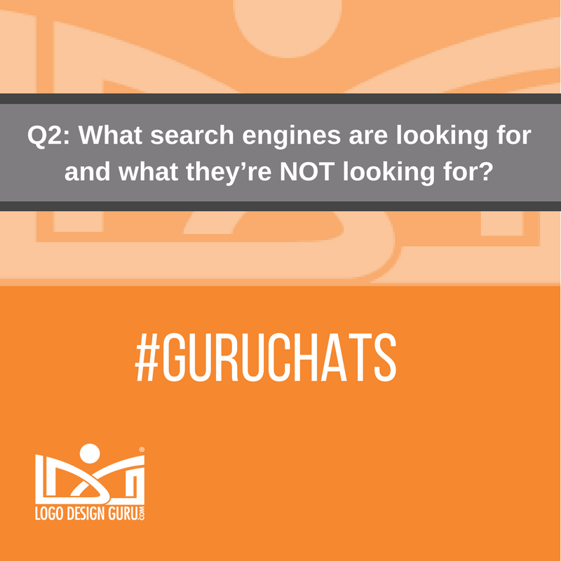 Q2: What search engines are looking for and what they're NOT looking for? #Guruchats https://t.co/MvikXoJSUG