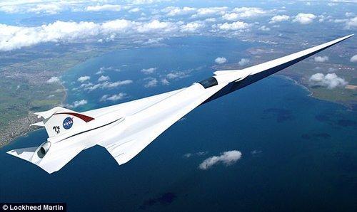 La Nasa veut construire le succésseur du Concorde https://t.co/ByKTyMfQqp