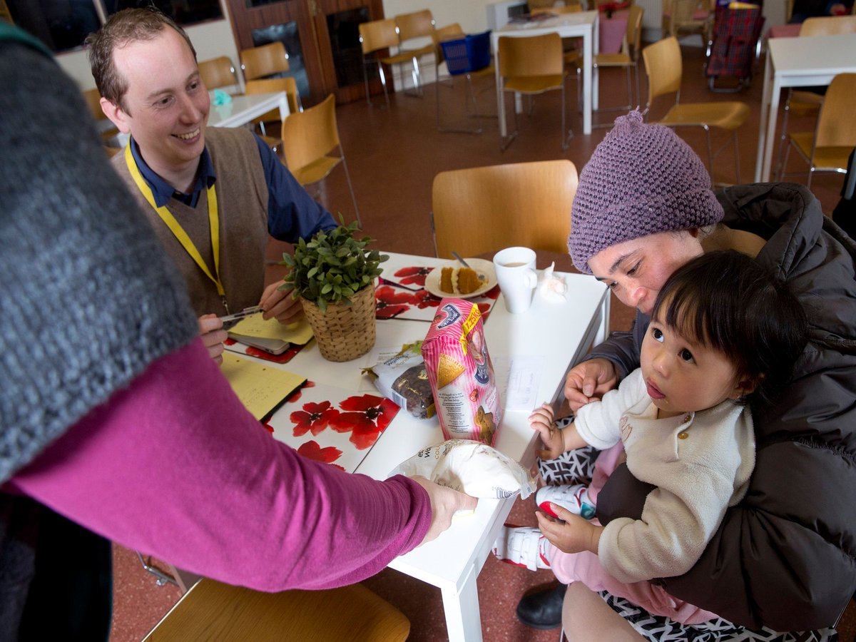 Half of children using #food bank supplies are #primary school age  http://www. independent.co.uk/news/uk/home-n ews/food-bank-supplies-children-primary-school-age-povery-trussell-trust-charity-poor-families-a7858441.html &nbsp; … <br>http://pic.twitter.com/DykM9DxHOQ
