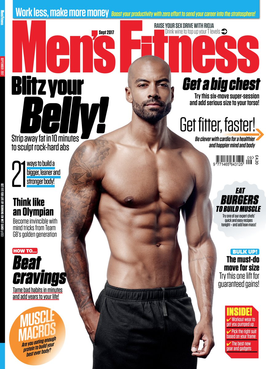671a0c9d005 Men s Fitness Mag on Twitter
