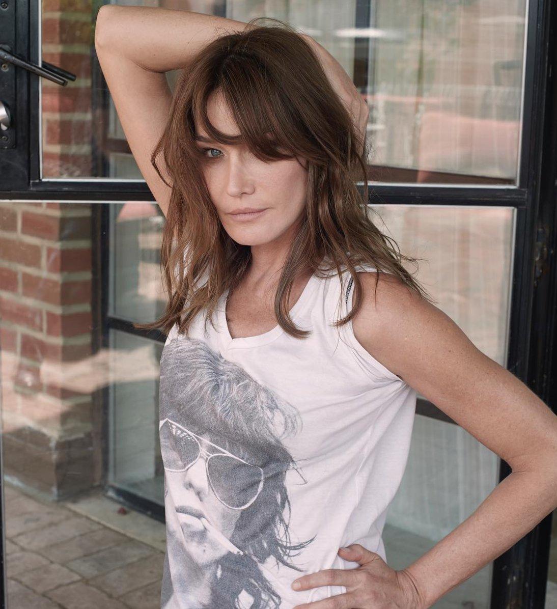 Carla bruni movies biography news age photos for Bruni arredamento