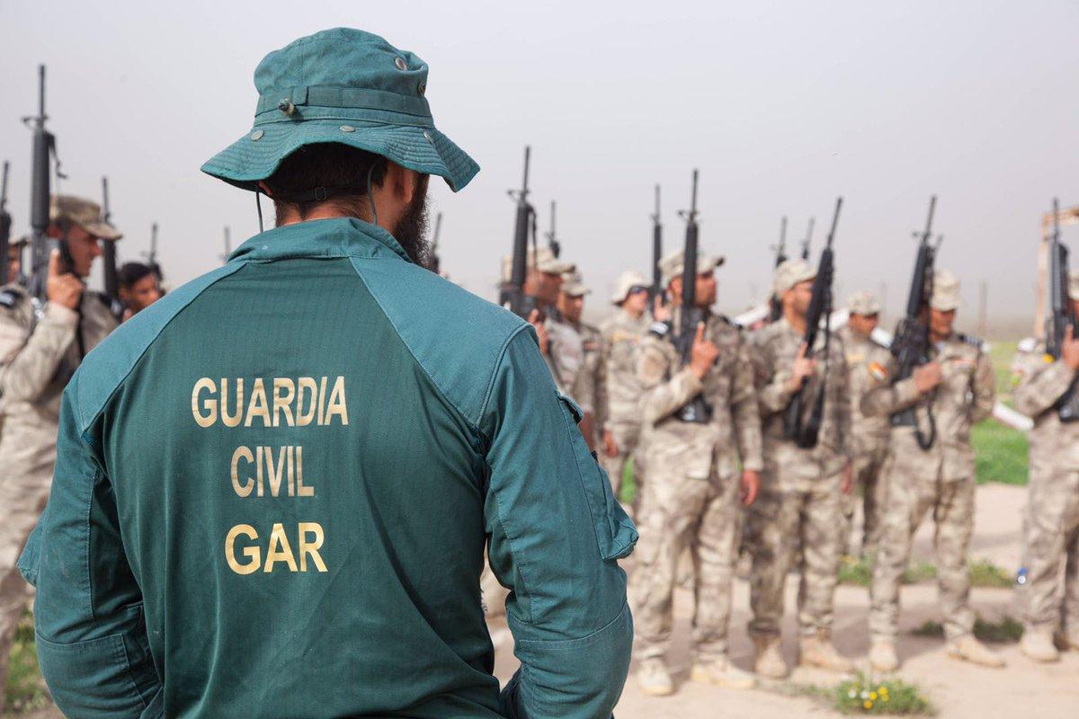 Resultado de imagen de GAR guardia civil