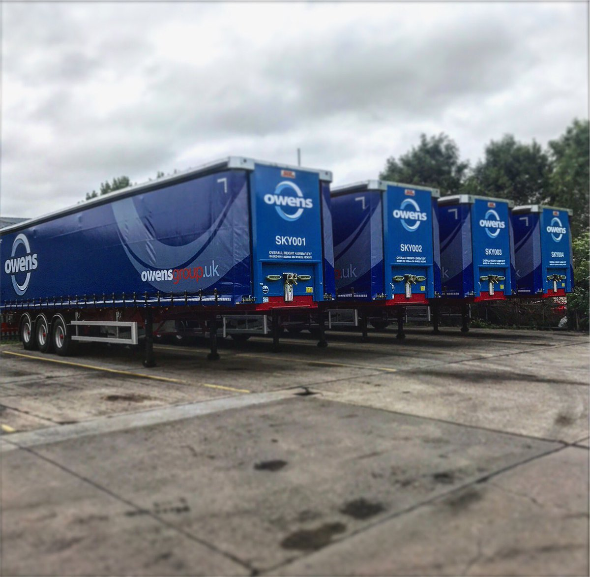 Owens Group On Twitter A Selection Of Brand New Sdctrailers