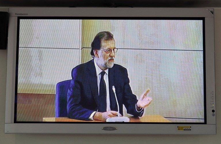 Espagne: Mariano Rajoy entendu comme témoin dans un procès pour corruption https://t.co/PGdgG87mAg