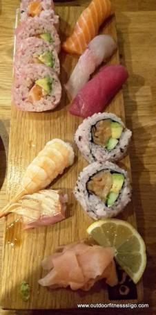 We don&#39;t just travel,   we eat as well  http://www. outdoorfitnesssligo.com/food--restaura nt-blog.html &nbsp; …  #food @foodandwine @GoodFoodIreland @Congfoodvillage @foodguild @FoodBlogs<br>http://pic.twitter.com/BMbIzMeui5